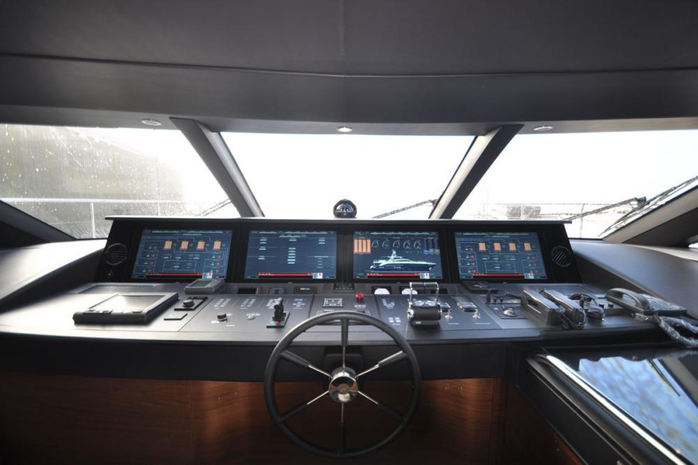 AVALON - Luxury Motor Yacht For Sale - Pilothouse - Img 1 | C&N