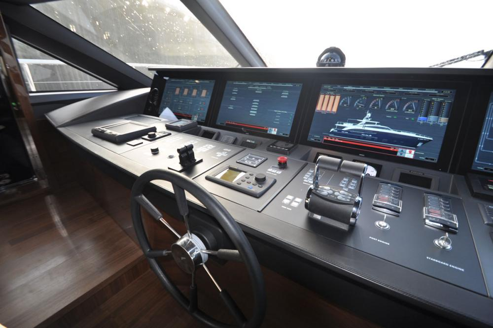 AVALON - Luxury Motor Yacht For Sale - Pilothouse - Img 2 | C&N