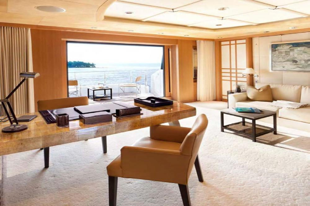 SUNRAYS - Luxury Motor Yacht For Charter - Study - Img 1   C&N