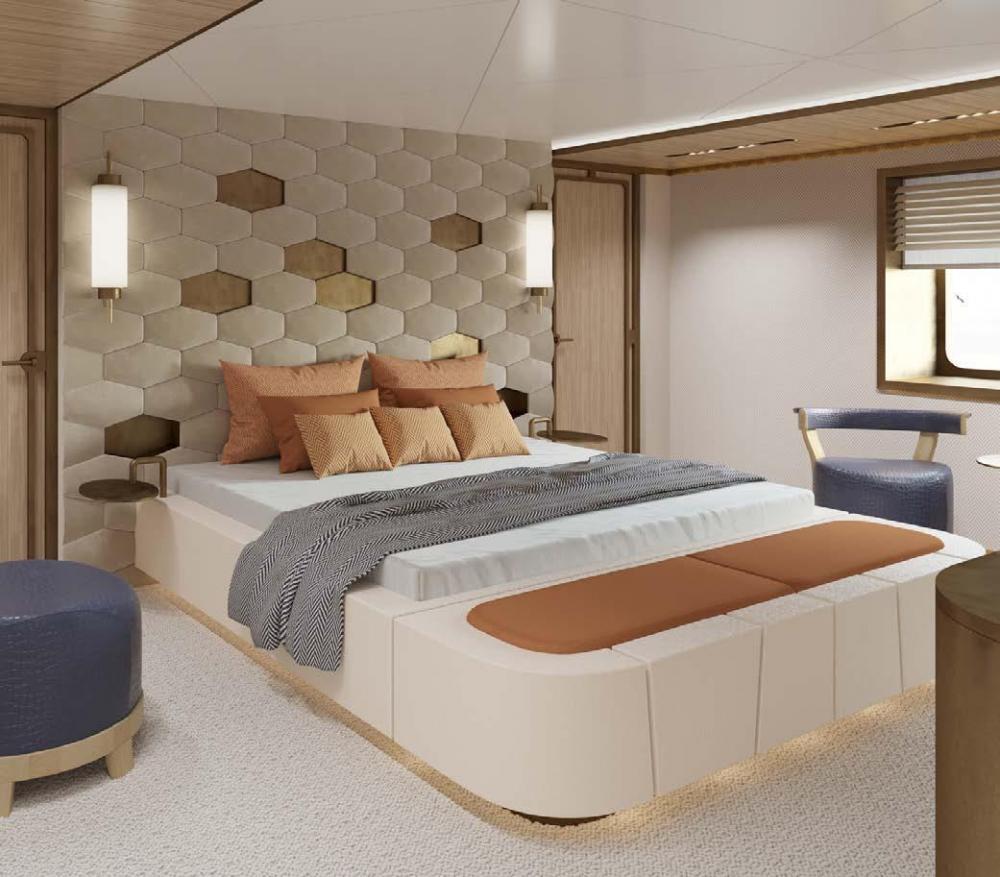 LA DATCHA - Luxury Motor Yacht For Charter - 4 Convertible Cabins - Img 2   C&N