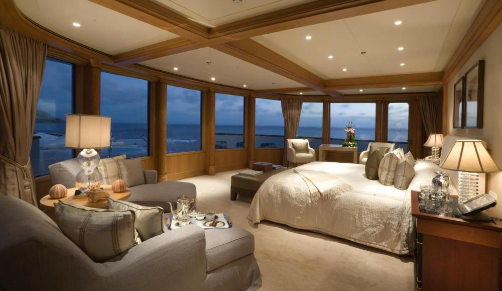 UTOPIA - Luxury Motor Yacht For Charter - 1 MASTER CABIN - Img 1 | C&N