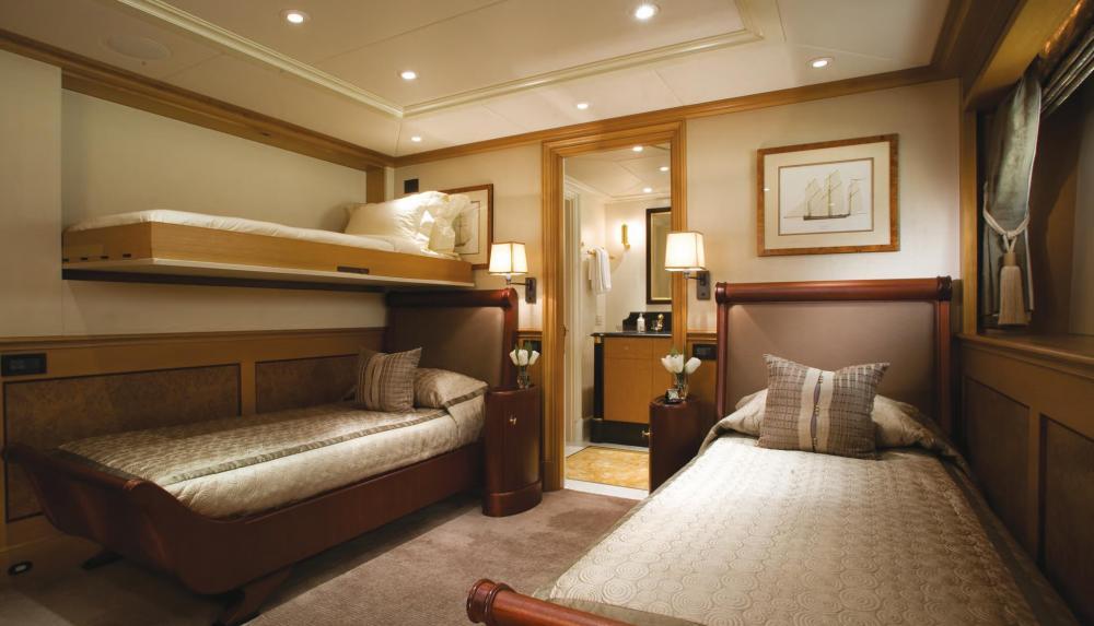 UTOPIA - Luxury Motor Yacht For Charter - 3 TWIN CABINS - Img 1 | C&N