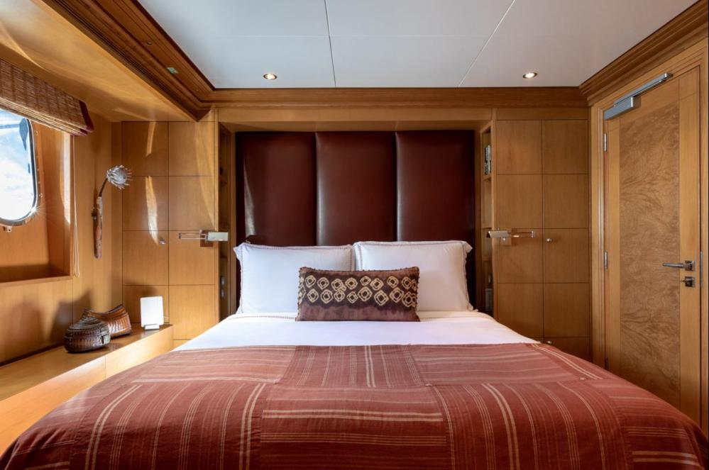 HELIOS - Luxury Motor Yacht For Charter - 4 king cabins with shower bath combinations - Img 1 | C&N