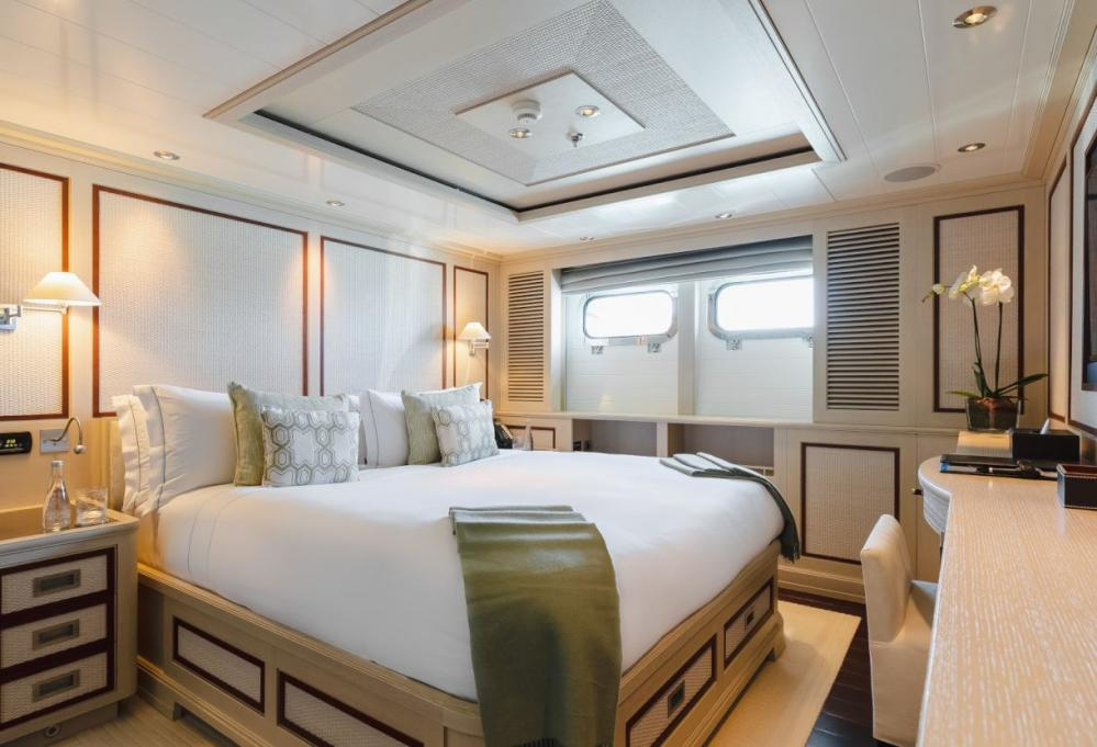ODESSA - Luxury Motor Yacht For Charter - Two Double Cabins with ensuite bath and shower rooms - Img 2 | C&N