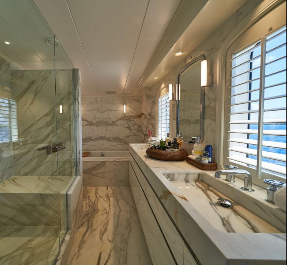 ASTERIA - Luxury Motor Yacht For Charter - 1 Master Suite - Img 2 | C&N