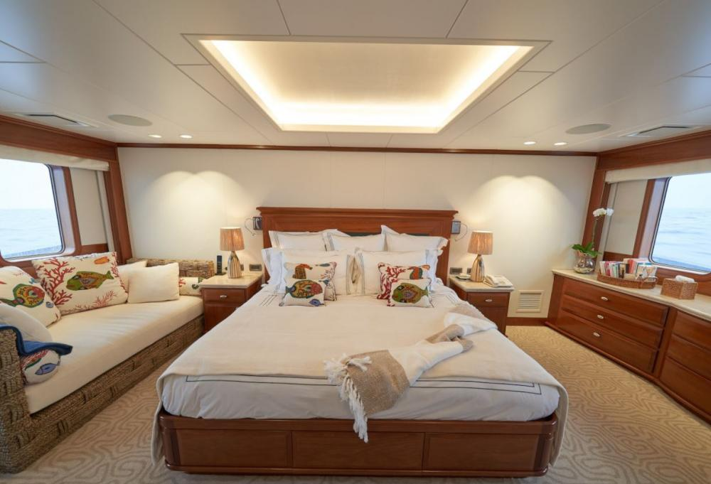 ASTERIA - Luxury Motor Yacht For Charter - 1 Master Suite - Img 1 | C&N