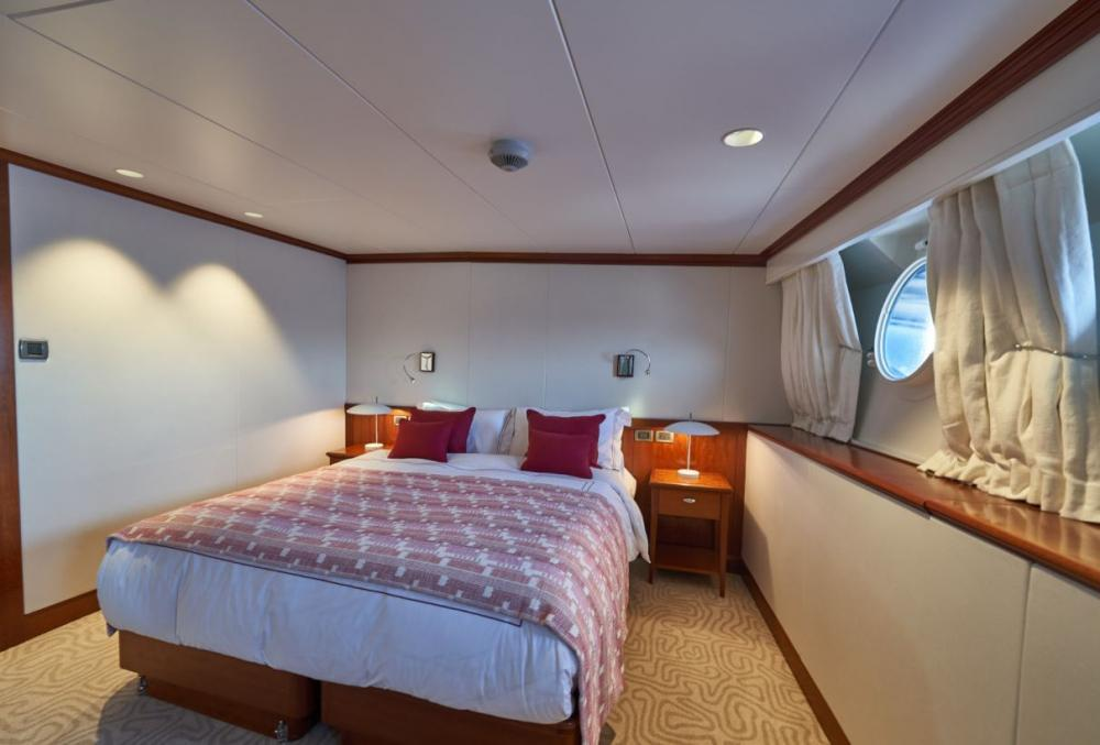 ASTERIA - Luxury Motor Yacht For Charter - 4 Double Cabins - Img 1 | C&N