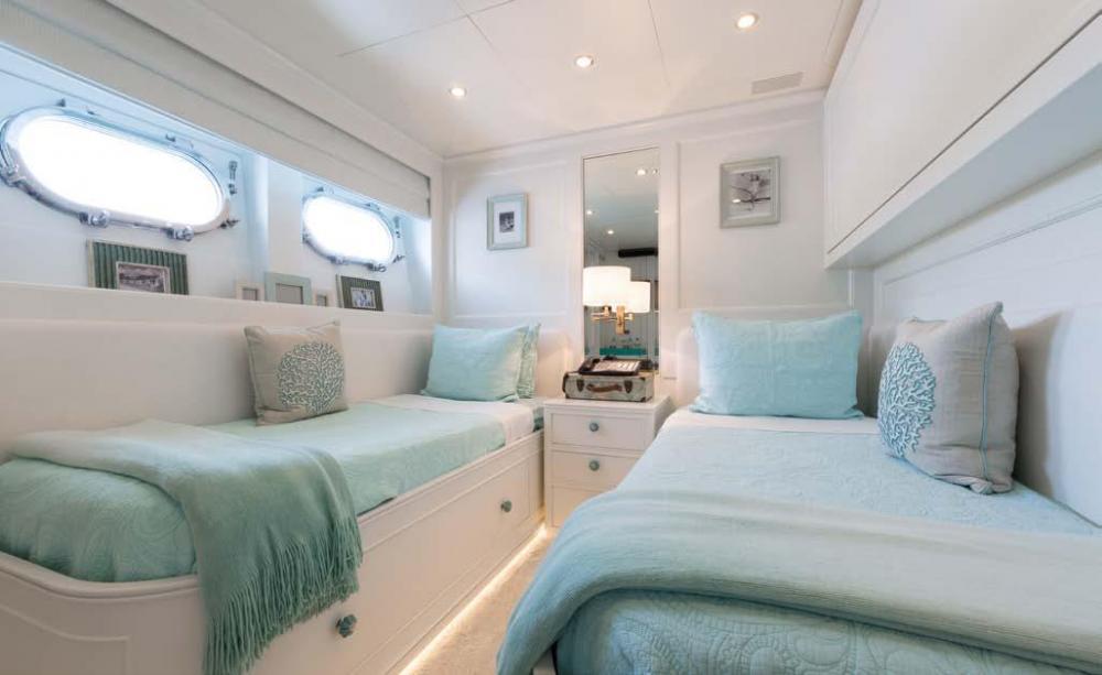 BINA - Luxury Motor Yacht For Charter - 2 Twins - Img 1 | C&N