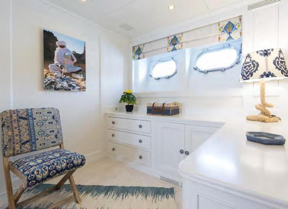 BINA - Luxury Motor Yacht For Charter - 2 Twins - Img 5 | C&N