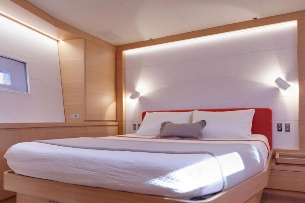CROSSBOW - Luxury Sailing Yacht For Charter - VIP Suite - Img 1   C&N