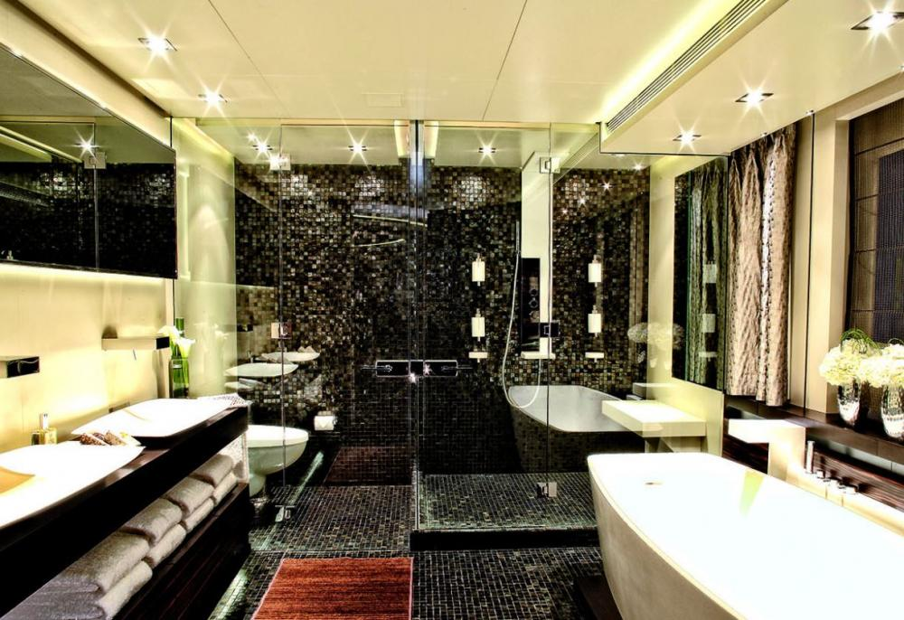 INCEPTION - Luxury Motor Yacht For Charter - Owner's Suite - Img 3 | C&N
