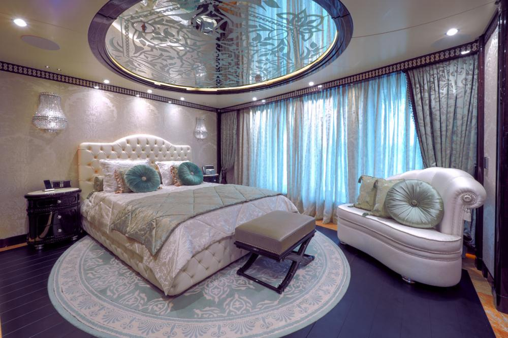 ELEMENTS - Luxury Motor Yacht For Sale - 4 Double Cabins on main deck forward - Img 1 | C&N