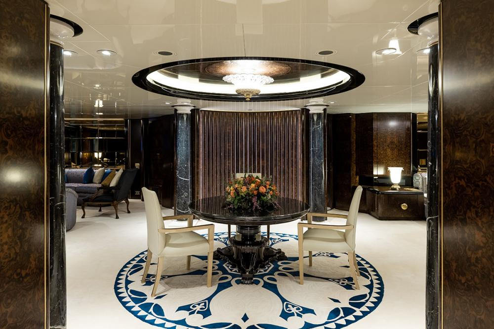 LADY MOURA - Luxury Motor Yacht For Sale - Royal Suite - Img 2 | C&N