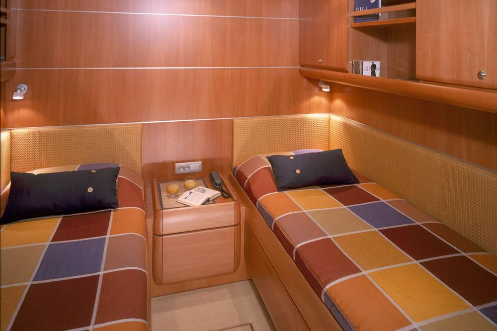 MBOLO - Luxury Sailing Yacht For Sale - Twin Cabin - Img 1   C&N