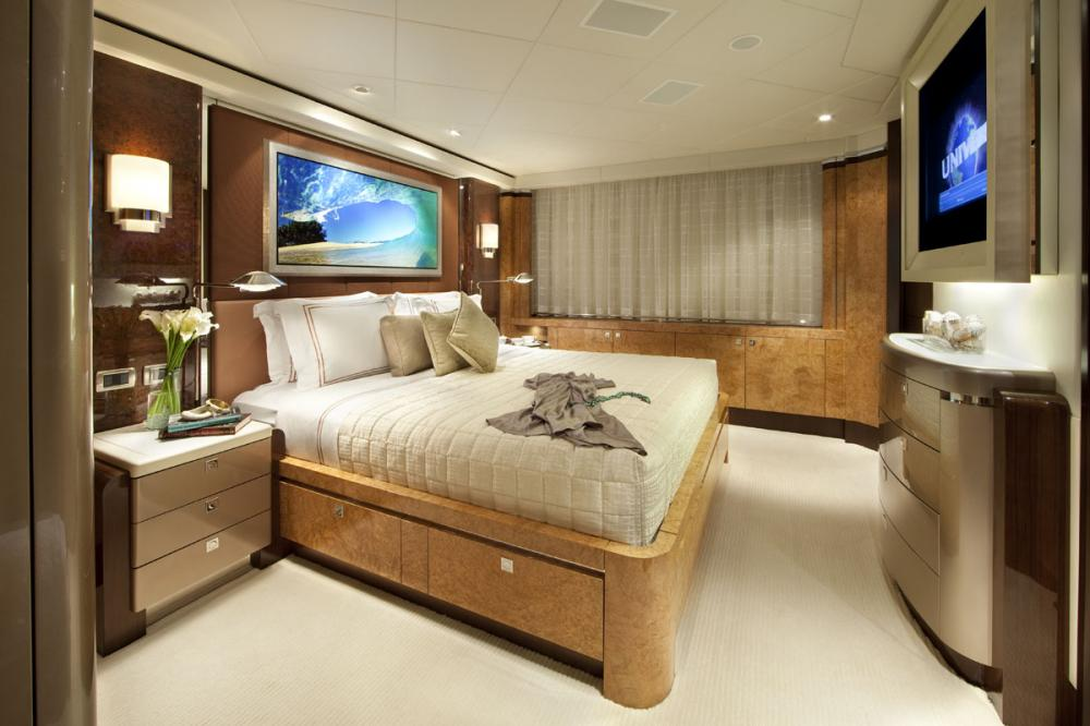 SYCARA V - Luxury Motor Yacht For Charter - 2 TWIN CABINS   1 SINGLE CABIN - Img 1   C&N