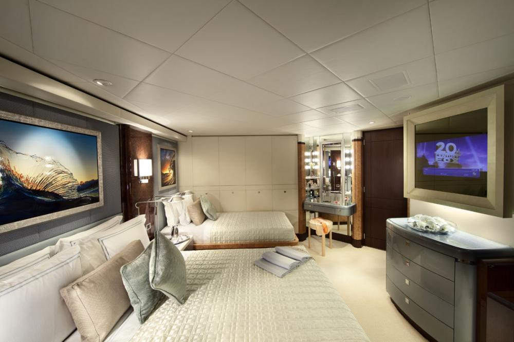 SYCARA V - Luxury Motor Yacht For Charter - 2 TWIN CABINS   1 SINGLE CABIN - Img 4   C&N