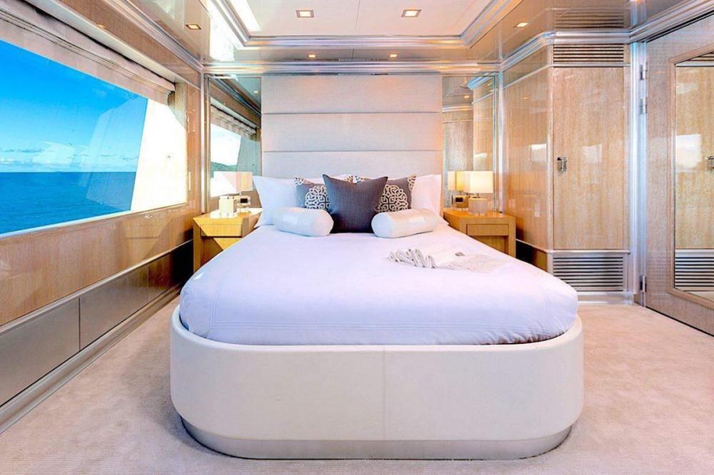 ANDIAMO - Luxury Motor Yacht For Charter - VIP Queen - Img 1   C&N