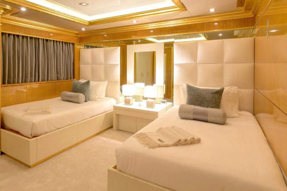 ANDIAMO - Luxury Motor Yacht For Charter - Twin Cabin - Img 1   C&N