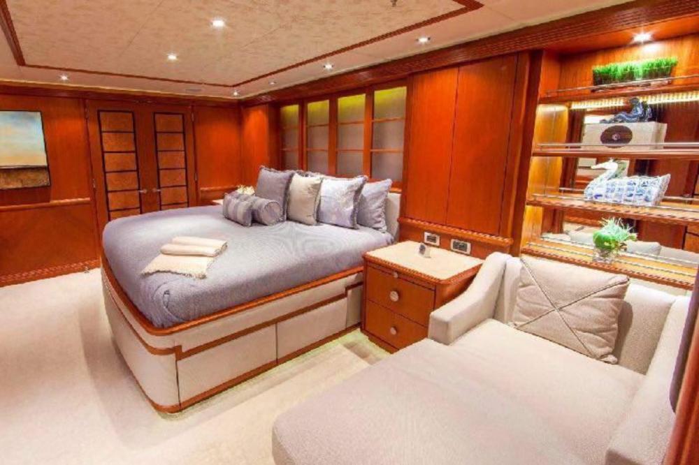 SKYFALL - Luxury Motor Yacht For Charter - VIP King - Img 1 | C&N