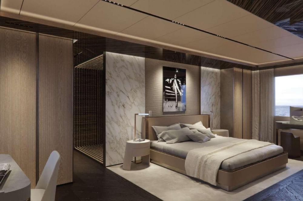 GECO - Luxury Motor Yacht For Charter - Master Cabin - Img 1 | C&N