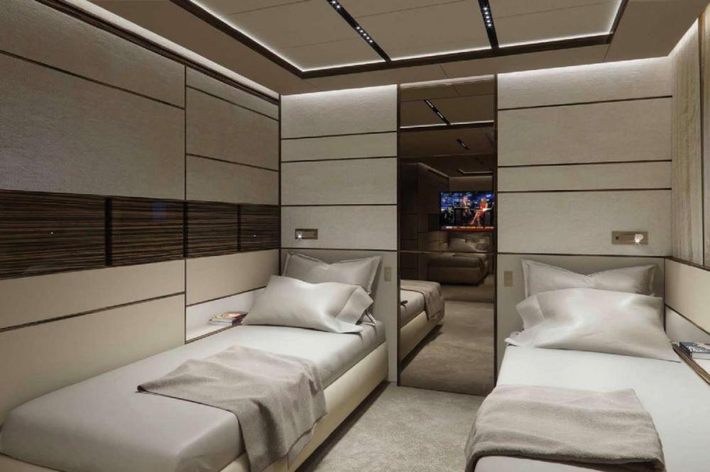 GECO - Luxury Motor Yacht For Charter - Two Twin Cabins - Img 1 | C&N