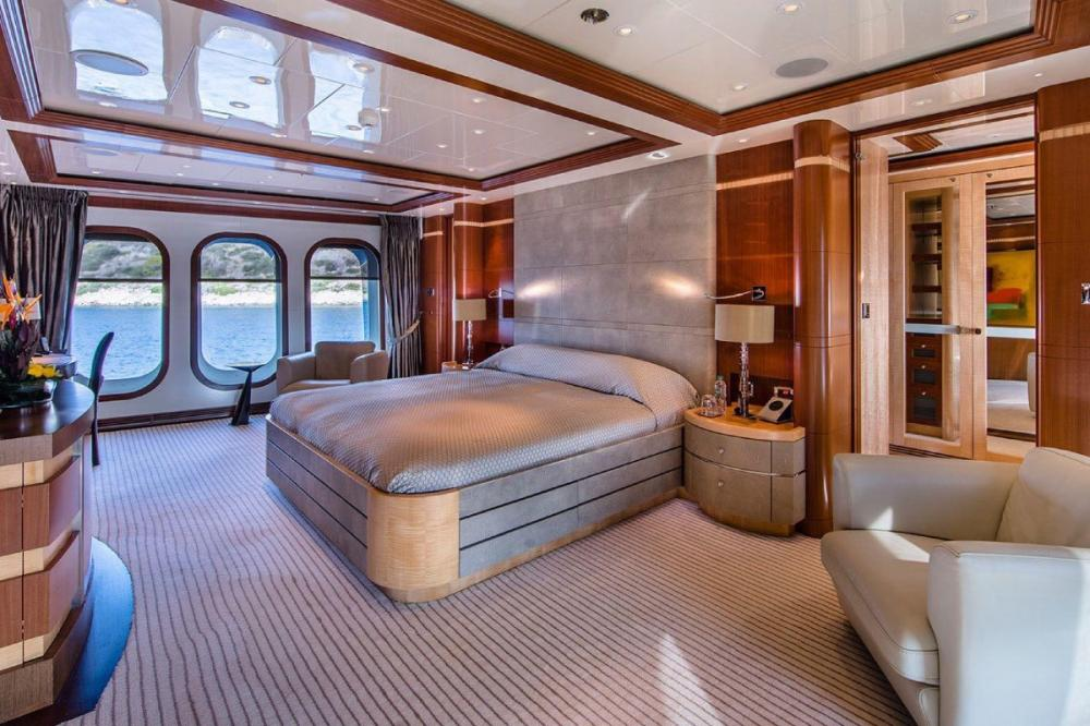 RARE FIND - Luxury Motor Yacht For Charter - Master suite - Img 1   C&N