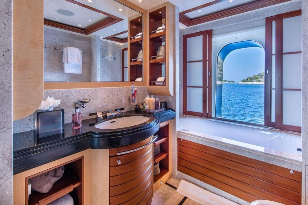 RARE FIND - Luxury Motor Yacht For Charter - Master suite - Img 3   C&N