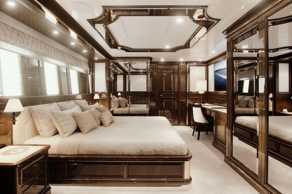 LADY LENA - Luxury Motor Yacht For Charter - Three VIP Cabins - Img 1 | C&N
