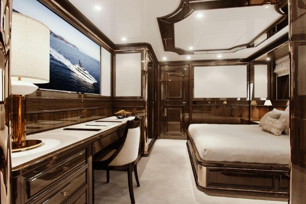 LADY LENA - Luxury Motor Yacht For Charter - Two Double Cabins - Img 1 | C&N