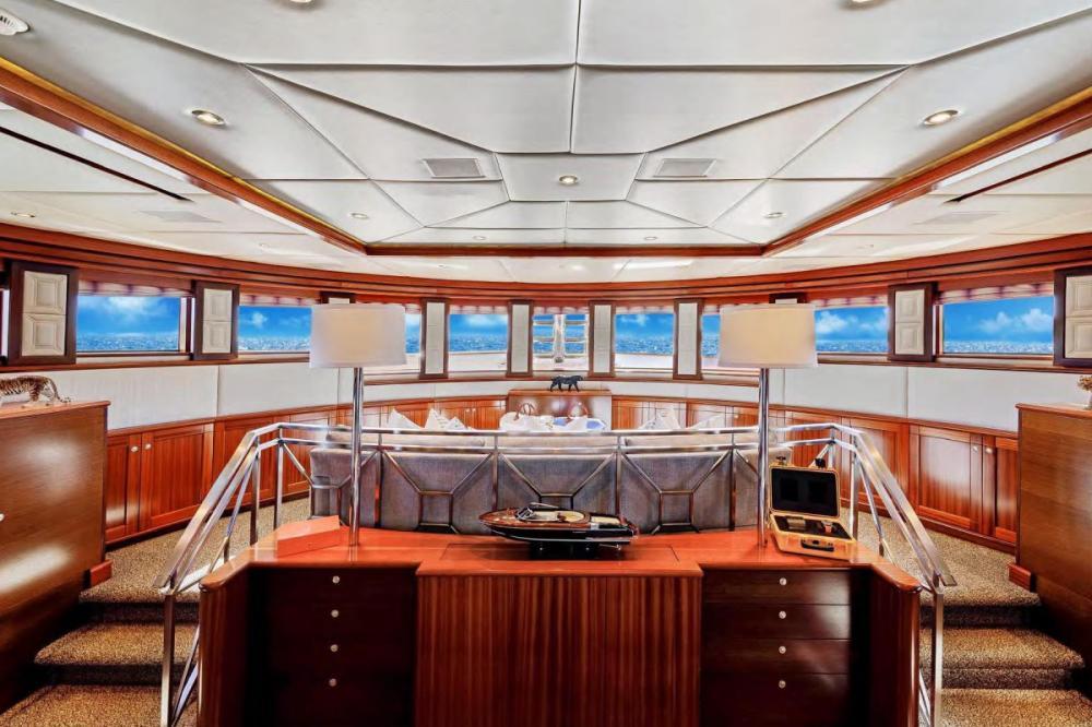 OCEAN CLUB - Luxury Motor Yacht For Charter - Split-level Master Stateroom - Img 2 | C&N