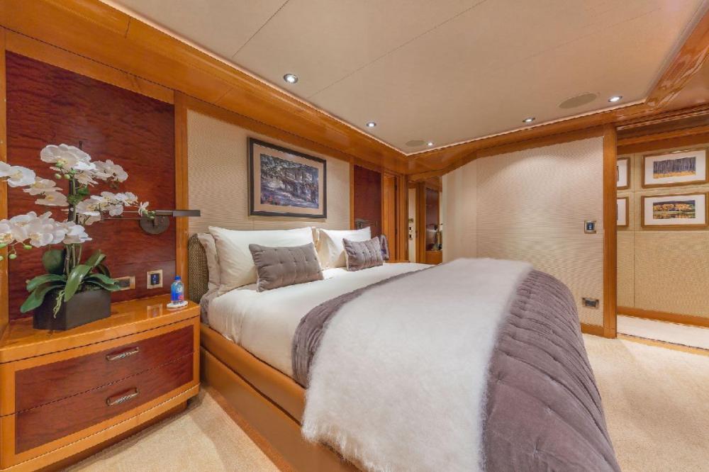 HOSPITALITY - Luxury Motor Yacht For Charter - Three VIP Cabins - Img 1 | C&N