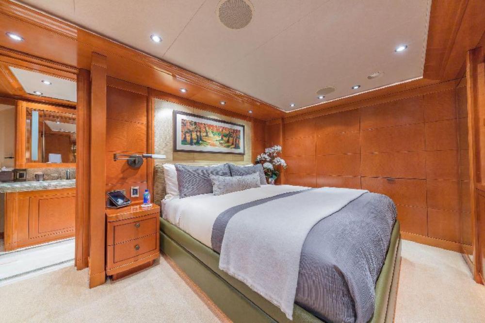 HOSPITALITY - Luxury Motor Yacht For Charter - Three VIP Cabins - Img 3 | C&N
