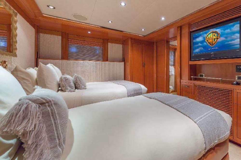 HOSPITALITY - Luxury Motor Yacht For Charter - Twin Cabin - Img 2 | C&N