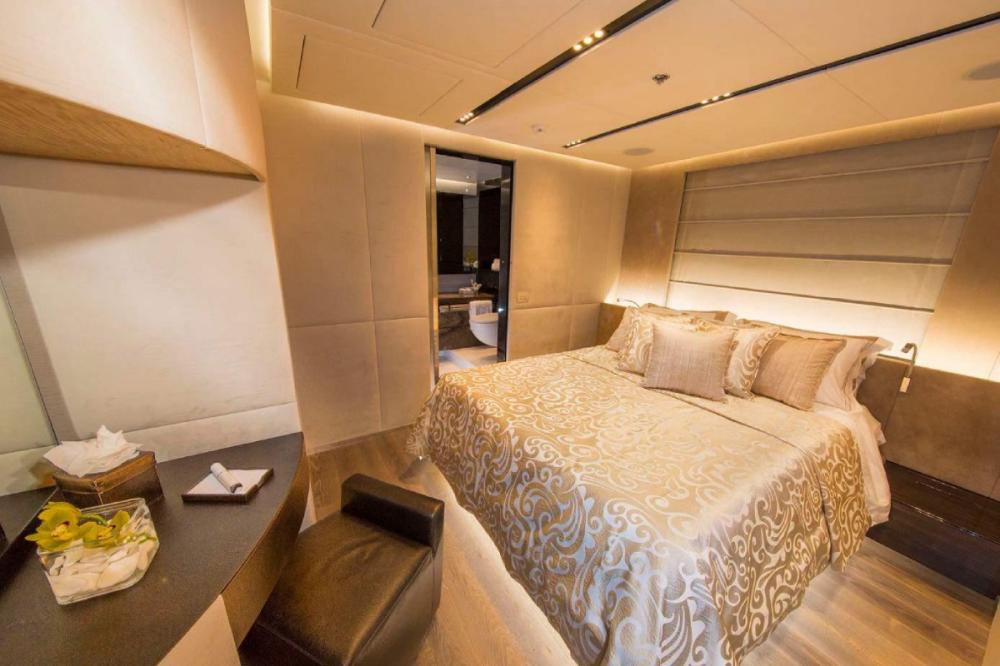 OURANOS CF50 - Luxury Motor Yacht For Charter - 2 VIP Suites - Img 1 | C&N