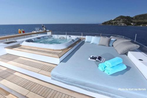 IPANEMAS - Luxury Motor Yacht For Charter - Exterior Design - Img 1   C&N