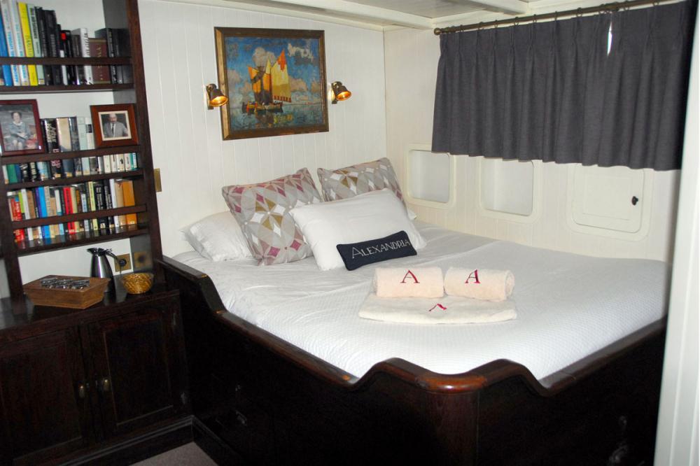 ALEXANDRIA - Luxury Motor Yacht For Sale - 4 CABINS - Img 3 | C&N