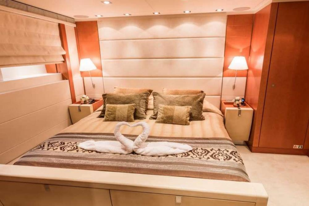 AGRAM - Luxury Motor Yacht For Charter - Two double staterooms - Img 1 | C&N