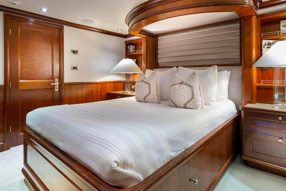 FAR FROM IT - Luxury Motor Yacht For Charter - Three Queen Cabins - Img 1 | C&N