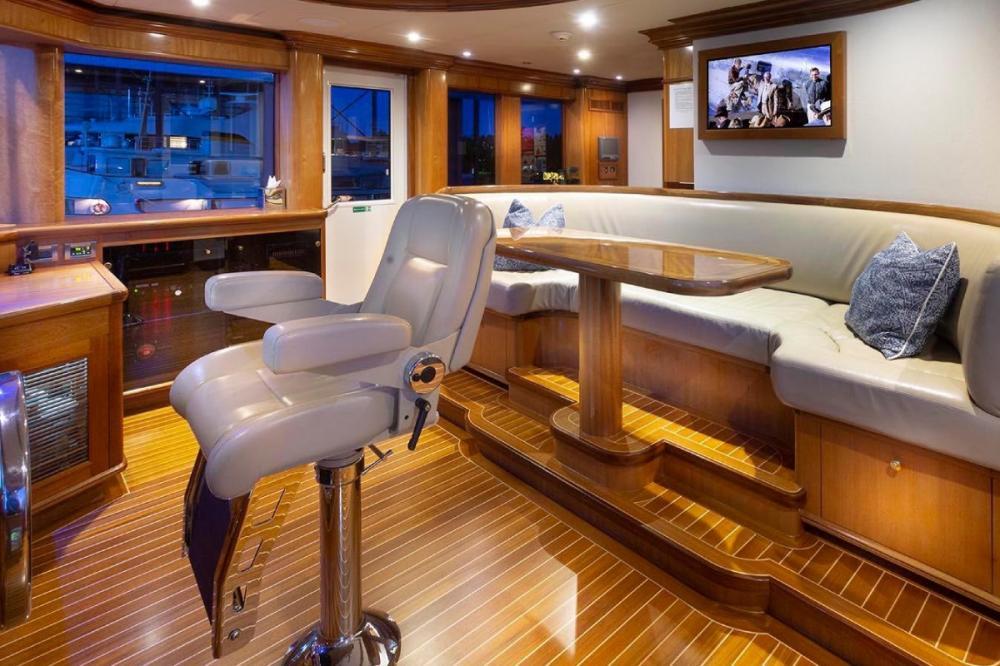 FAR FROM IT - Luxury Motor Yacht For Charter - Bridge - Img 2 | C&N