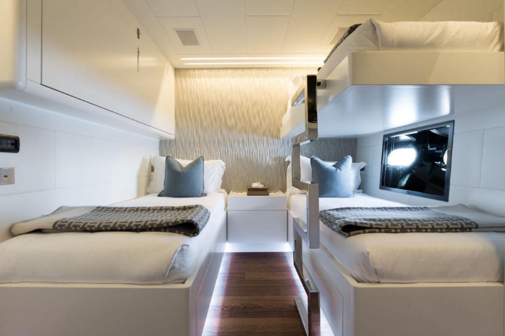 BEACHOUSE - Luxury Motor Yacht For Charter - Triple Cabin (with pullman) - Img 1 | C&N