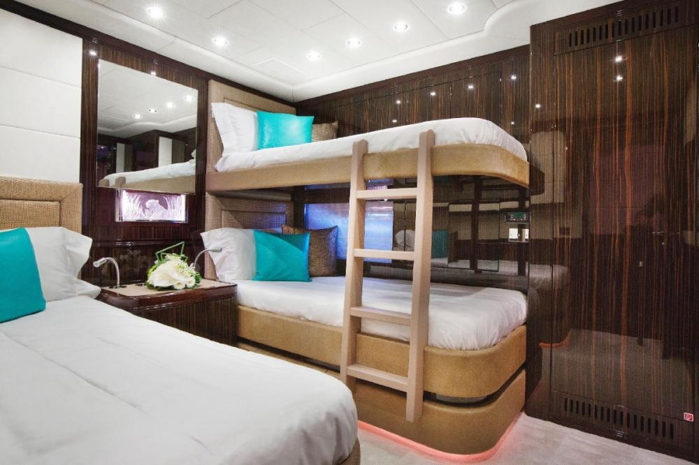 MAC TOO - Luxury Motor Yacht For Charter - Two Twin Cabins - Img 2   C&N