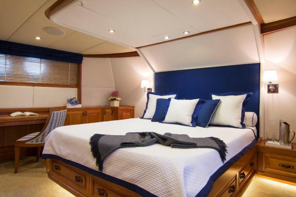 PARVATI - Luxury Motor Yacht For Charter - Master - Img 1   C&N