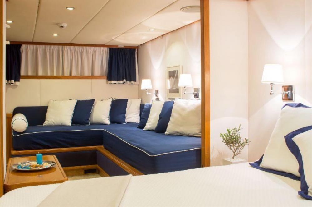 PARVATI - Luxury Motor Yacht For Charter - Master - Img 2   C&N