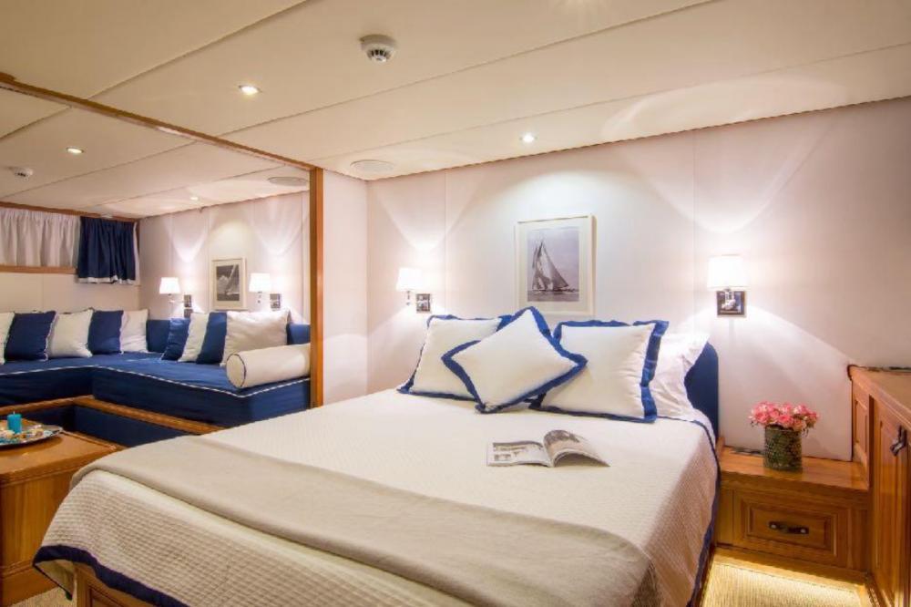 PARVATI - Luxury Motor Yacht For Charter - VIP - Img 1   C&N