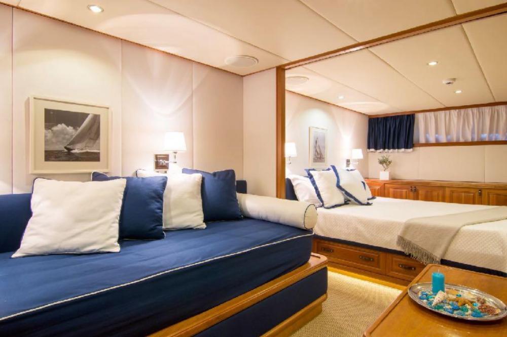 PARVATI - Luxury Motor Yacht For Charter - VIP - Img 2   C&N