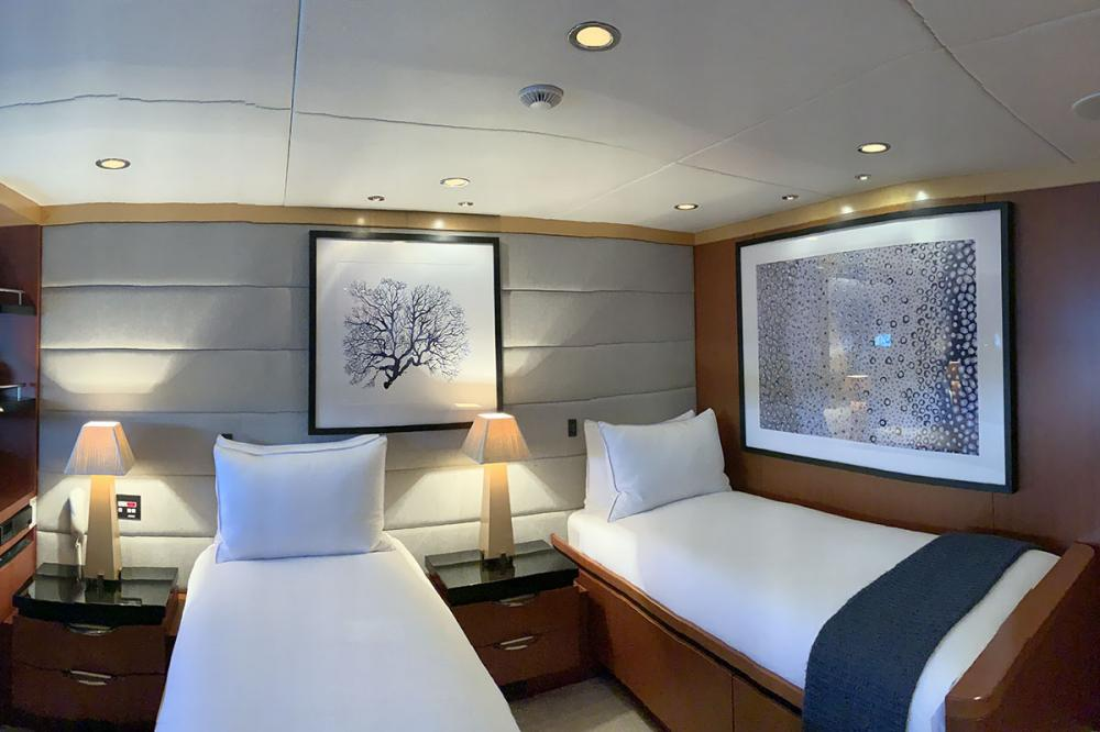 SPIRIT - Luxury Motor Yacht For Charter - 4 Double Cabins - two of which can be converted to twins - Img 3   C&N