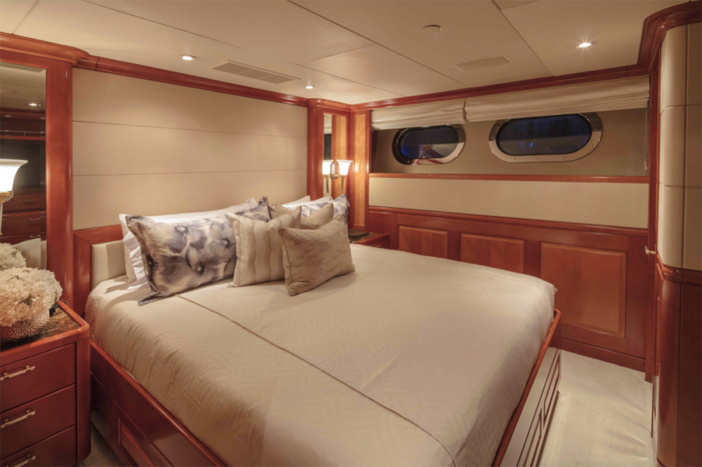 MILESTONE - Luxury Motor Yacht For Charter - Four Guest Staterooms - Img 1   C&N