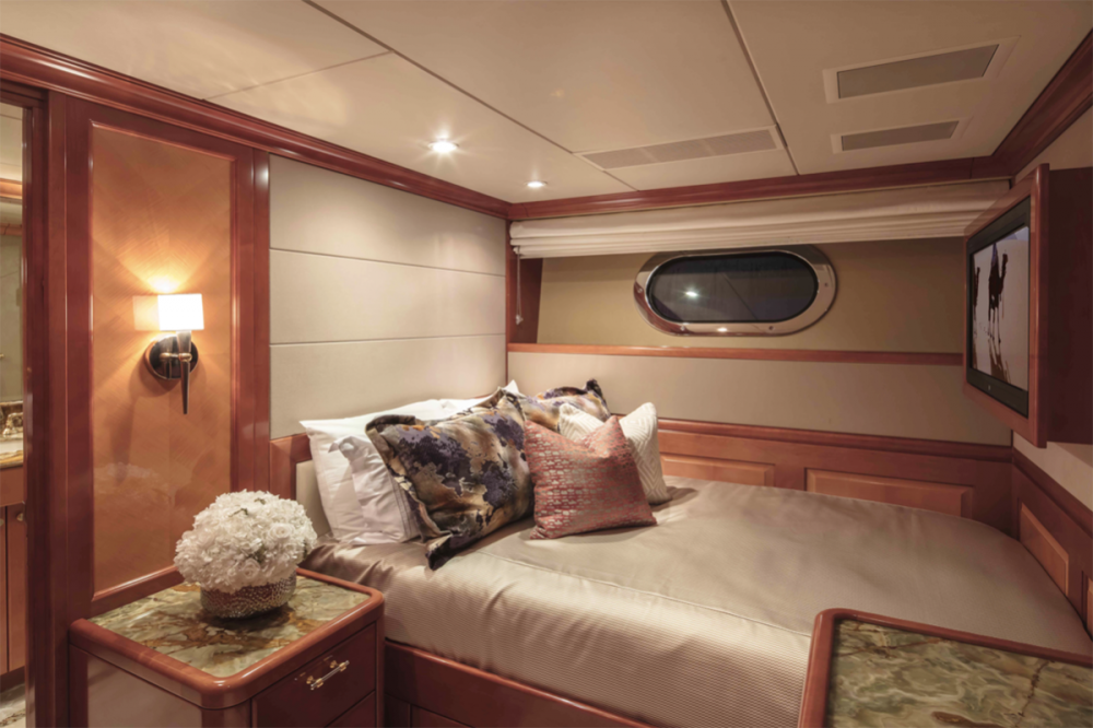 MILESTONE - Luxury Motor Yacht For Charter - Four Guest Staterooms - Img 2   C&N