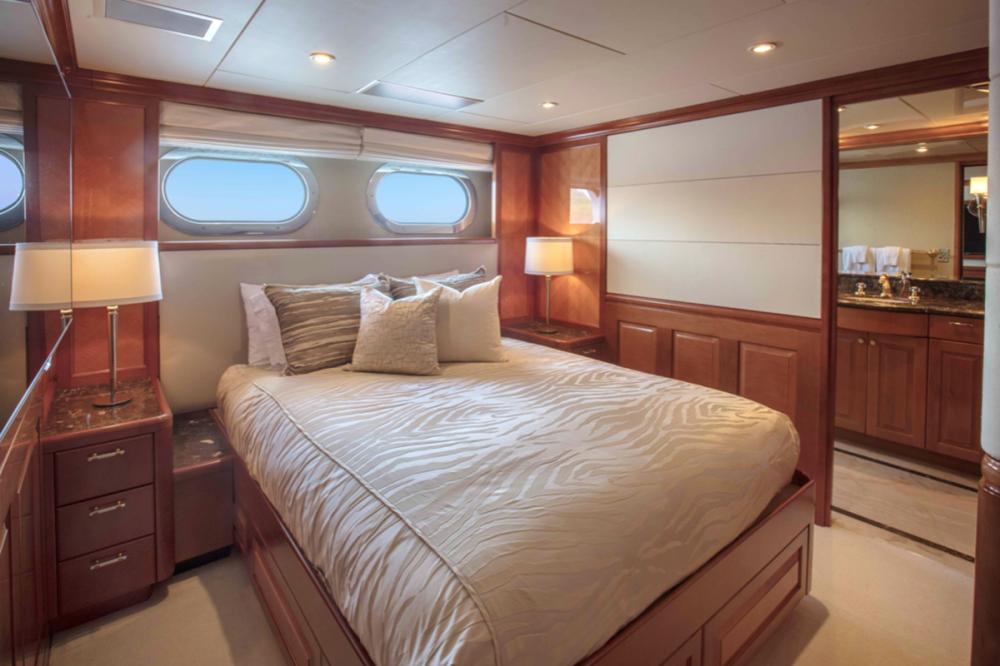 MILESTONE - Luxury Motor Yacht For Charter - VIP - Img 1   C&N