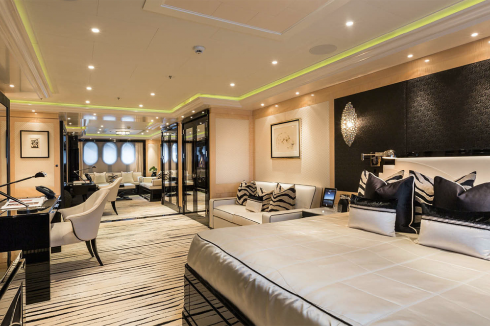 PHOENIX II - Luxury Motor Yacht For Charter - Four Double Staterooms - Img 1 | C&N